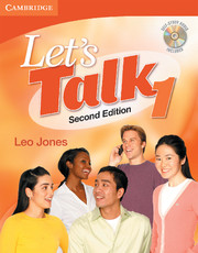 Let's Talk 2nd Edition