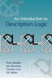 An Introduction to Description Logic