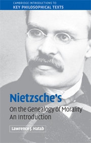 Nietzsche's 'On the Genealogy of Morality'
