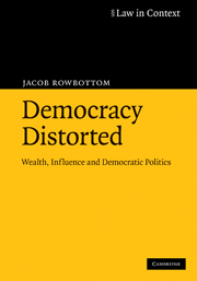 Democracy Distorted