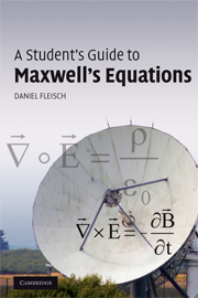A Student's Guide to Maxwell's Equations