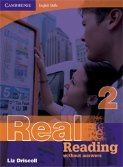 Cambridge English Skills Real Reading 2