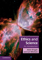 Ethics and Science