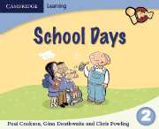 Year 2 Anthology: School Days