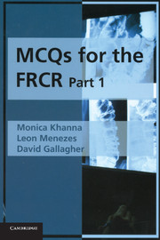MCQs for the FRCR