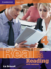 Cambridge English Skills Real Reading 4