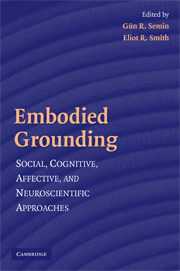 Embodied Grounding