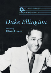 The Cambridge Companion to Duke Ellington