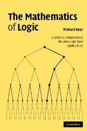 The Mathematics of Logic