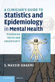 A Clinician's Guide to Statistics and Epidemiology in Mental Health