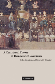 A Centripetal Theory of Democratic Governance