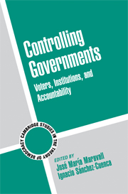 Controlling Governments