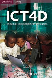 Unique Course Offering: ICT4D – The World is Our Classroom, Literally