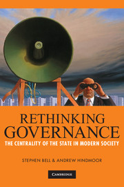 Rethinking Governance