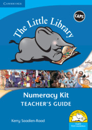 Little Library Numeracy Teacher's Guide (English)