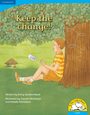 Keep the change! Big Book version (English)