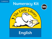 Little Library Numeracy Kit (English)