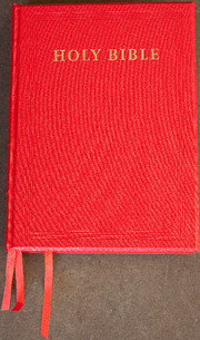 NRSV Lectern Bible, Red Imitation Leather over Boards, NR932:TB