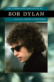 The Cambridge Companion to Bob Dylan