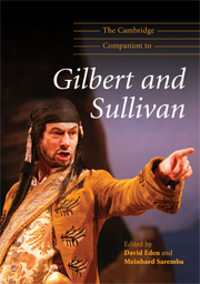 The Cambridge Companion to Gilbert and Sullivan