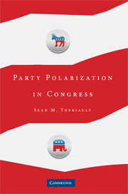 Party Polarization in Congress