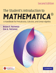 The Student's Introduction to MATHEMATICA ®