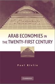 Arab Economies in the Twenty-First Century