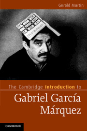 The Cambridge Introduction to Gabriel García Márquez
