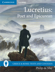 Lucretius: Poet and Epicurean