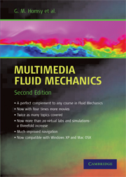 Multimedia Fluid Mechanics