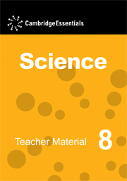 Cambridge Essentials Science Teacher Material 8 CD-ROM