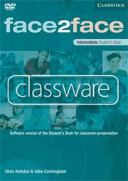 face2face Intermediate Classware DVD-ROM
