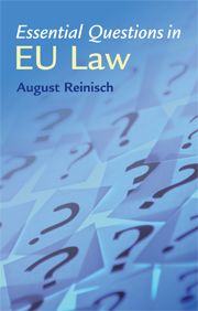 Essential Questions in EU Law