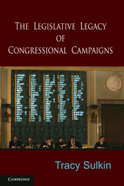 The Legislative Legacy of Congressional Campaigns