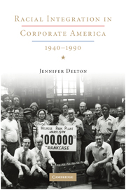 Racial Integration in Corporate America, 1940–1990