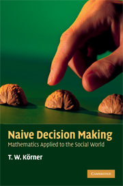 Naive Decision Making