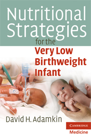 Nutritional Strategies for the Very Low Birthweight Infant