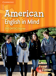 American English in Mind Starter DVD