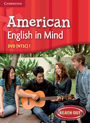 American English in Mind Level 1 DVD