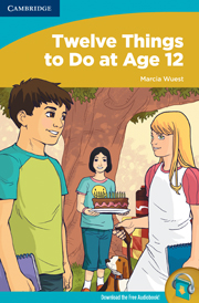 Twelve Things to Do at Age 12