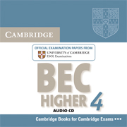 Cambridge BEC 4 Higher