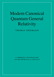 Modern Canonical Quantum General Relativity