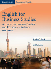 English for Business Studies 3rd Edition