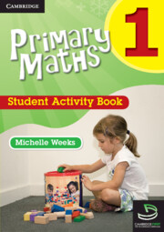 Primary Maths Student Activity Book 1