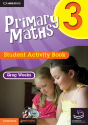 Primary Maths Student Activity Book 3