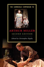 The Cambridge Companion to Arthur Miller