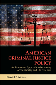 American Criminal Justice Policy
