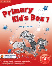 Primary Kid's Box Polish Edition