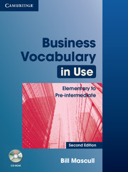 Business Vocabulary in Use: Elementary to Pre-intermediate 2nd Edition