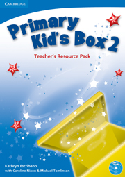 Primary Kid's Box Level 2